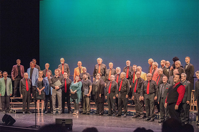 a cappella fest: May 2017, Land of the Sky Chorus